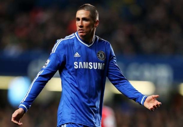Chelsea Kehilangan Fernando Torres Sementara