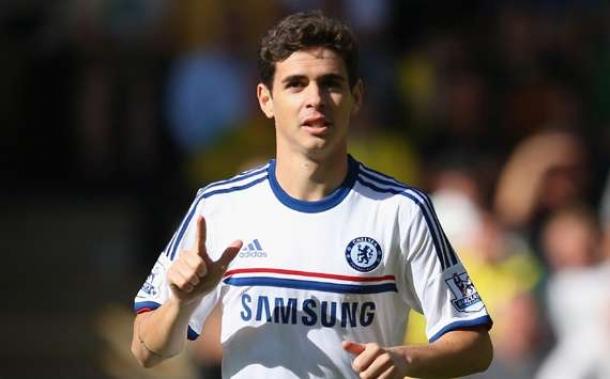 Oscar Ingin Merumput Di Chelsea Lebih Lama