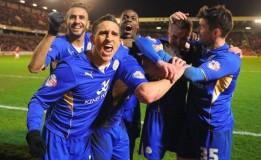 Leicester City Lakukan Promosi Ke Liga Primer Inggris