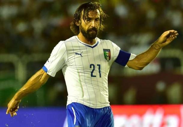 Andrea Pirlo Yakin Italia Dapat Juara