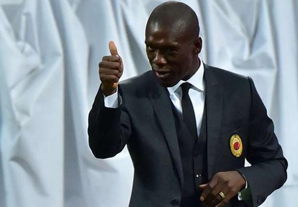 Clarence Seedorf Belum Dapat Kontak Dari AC Milan