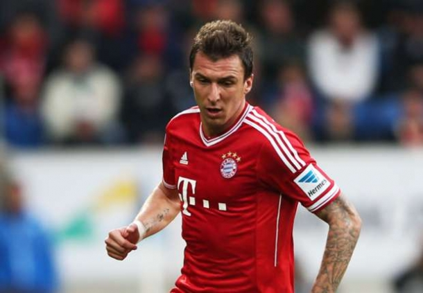 Mario Mandzukic Ingin Pergi Dari Bayern Munich