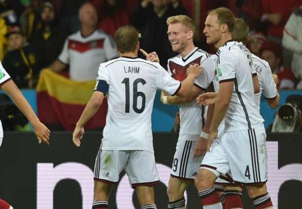 Andre Schurrle Akui Jerman Disini Untuk Juara