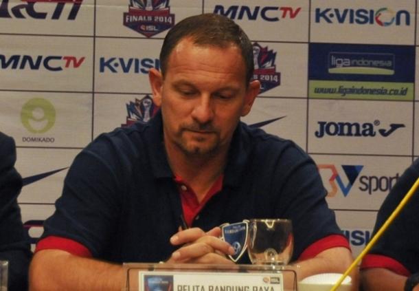 Dejan Antonic: PBR Tidak Lolos Putaran Final ISL, Namun Kami Tetap Bangga