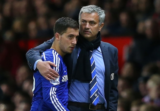 Jose Mourinho: Eden Hazard Layak Jadi Sang Legenda Chelsea