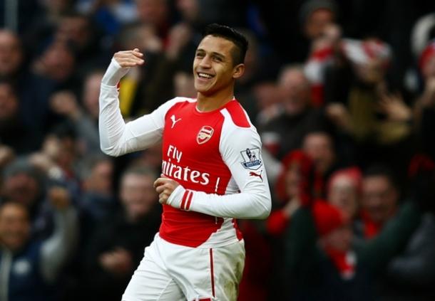 Alexis Sanchez Bakal Tunjukan Kemampuannya Di Laga Kontra Manchester City