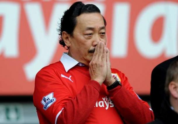 Cardiff City Bakal Memakai Warna Biru Lagi