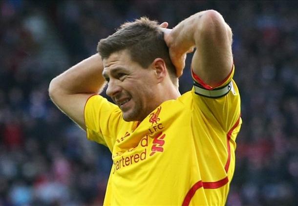 Steven Gerrard Harus Fit Ketika Kontra Aston Villa