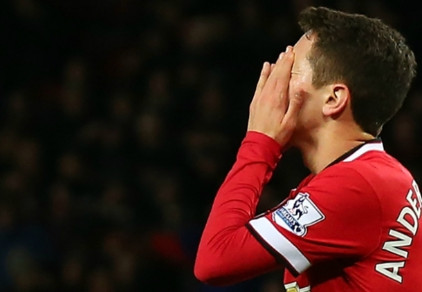 Ander Herrera Kritik Timnya Manchester United