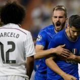 Alvaro Morata Sangat Puas Bisa Singkirkan Real Madrid