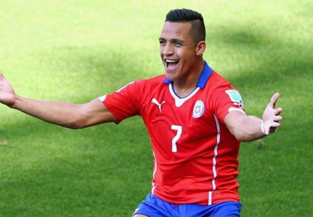 Arsene Wenger Berharap Alexis Sanchez Bisa Bersinar Di Copa America
