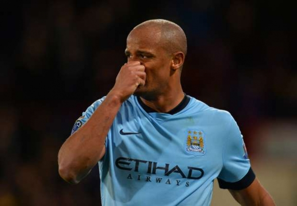 Vincent Kompany Ikrarkan Janjinya Untuk Manchester City