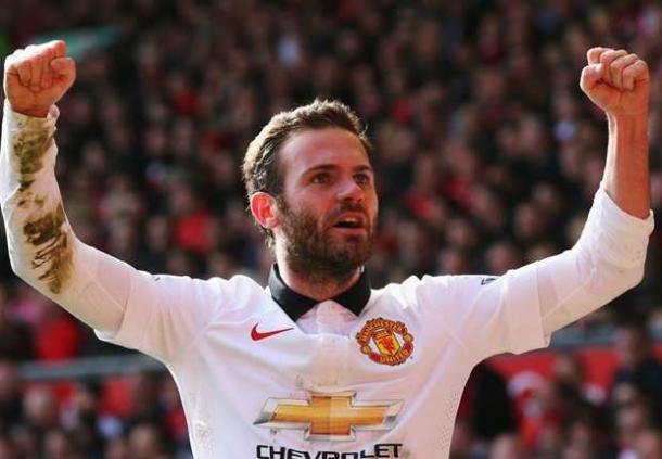 Juan Mata Ikrarkan Janji Bagi Manchester United