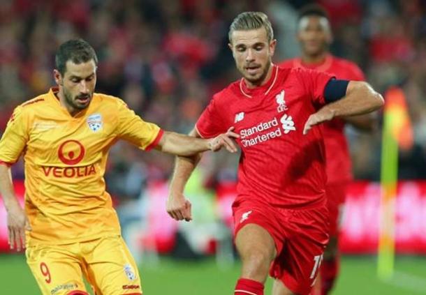 Momen Pahit Bagi Sang Kapten Baru Liverpool