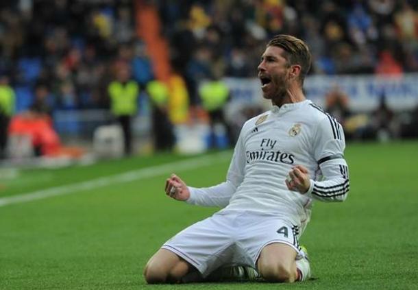 Real Madrid Kunci Sergio Ramos