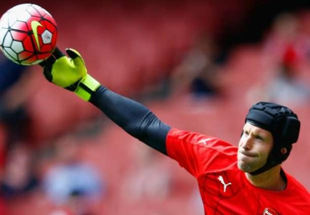 Petr Cech Bertekad Taklukkan Chelsea