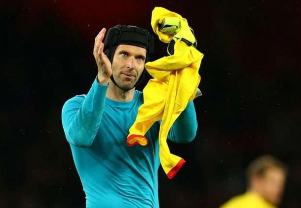 David De Gea: Petr Cech Merupakan Salah Satu Penjaga Gawang Terbaik Di Dunia