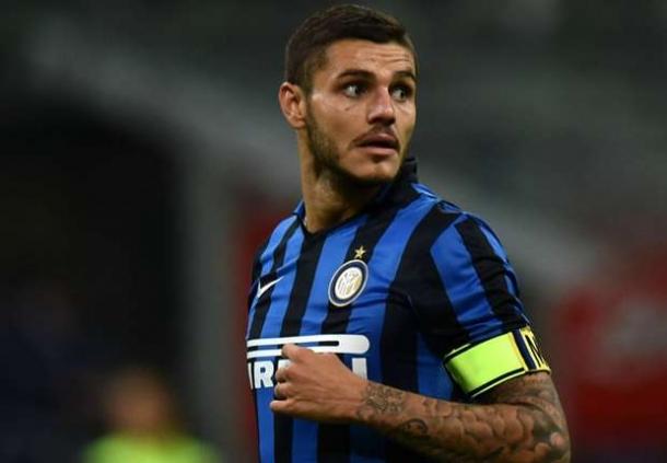 Liverpool Harapkan Mauro Icardi