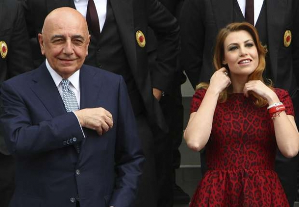 Barbara Berlusconi Tegaskan Jika Sering Miliki Perselisihan Dengan Adriano Galliani