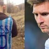 Dapat Kado Dari Messi