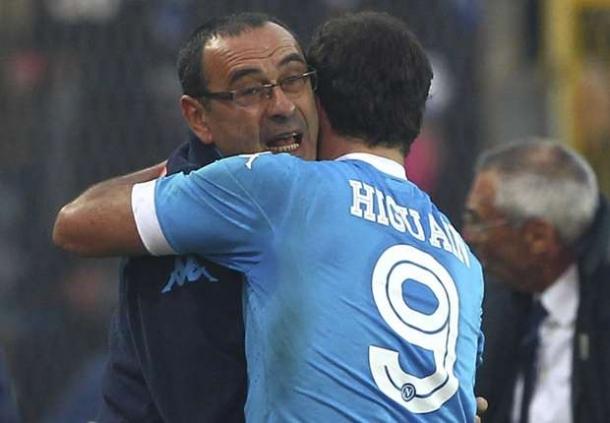 Maurizio Sarri Jadikan Gonzalo Higuain Betah Dengan Napoli