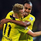 Aubameyang-Reus: Kemenangan Dortmund