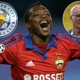 Leicester Resmi Boyong Ahmed Musa