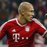 Robben: Van Gaal Kunci Kesuksesan Bayern Munchen