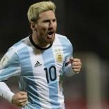 Messi Bahagia Bisa Kembali Berseragam Timnas