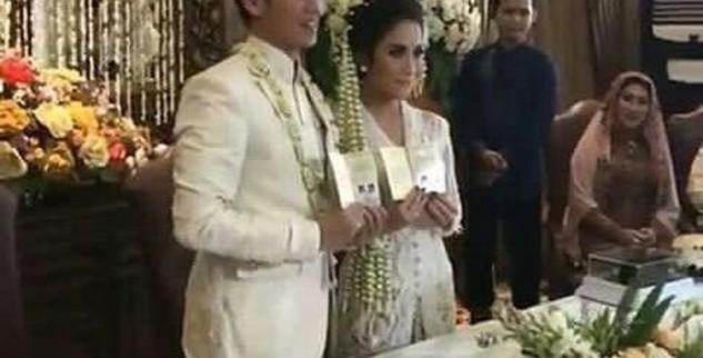 Tara Budiman Resmi Menikah Dengan Gya P Sadiqah