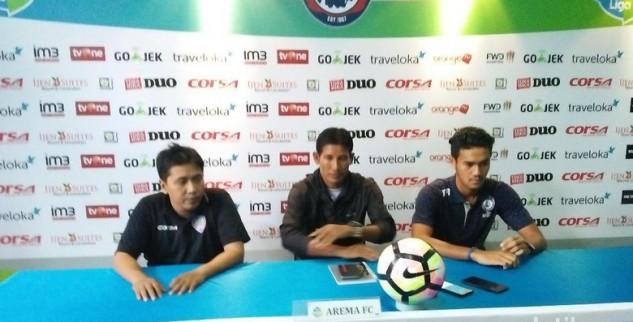 Arema FC Tanpa Gonzales Saat Menjamu Bhayangkara FC