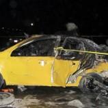 Bom Mobil Tewaskan 4 Polisi Di Baghdad