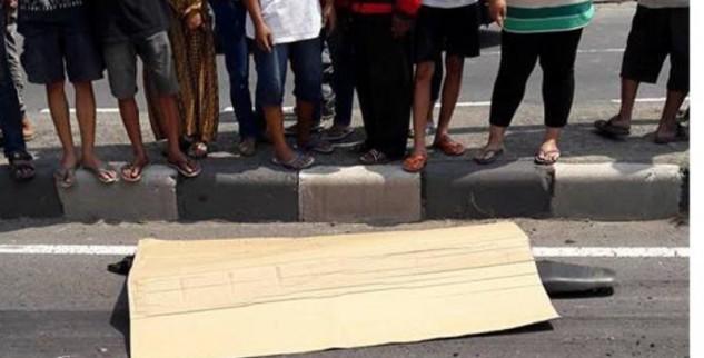 Kecelakan Di Cianjur Saat Menyalip Truk