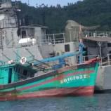 Koarmabar Tangkap Kapal Nelayan Vietnam