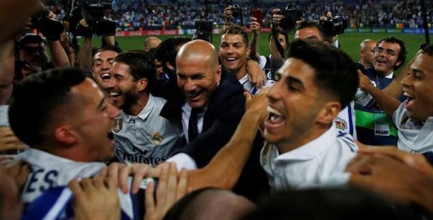 Meski Baru Saja Melatih Tim Senior Zidane Sukses Bawa El Real Juara