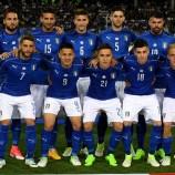 Pertandingan Persahabatan Italia Hancukan San Marino