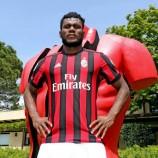 AC Milan Resmi Dapatkan Kessey