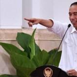 Jokowi Ikut Memeriahkan Hari Anak Nasional 2017 di Pekanbaru