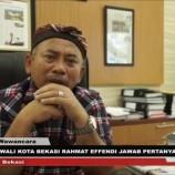 Wali Kota Bekasi Rahmat Effendi Berang Dengan Naiknya Pendidikan Di Bekasi