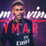 Neymar Resmi Pindah Ke PSG