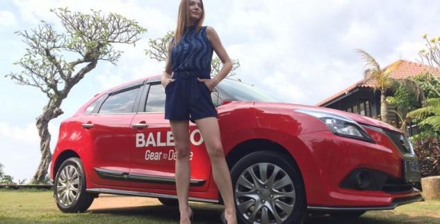 Baleno Hatchback Mampu Bersaing Dengan Honda Jazz Dan Toyota Yaris