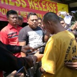 Seorang Pelaku Penculik Anak Berhasil Ditangkap Petugas Polisi