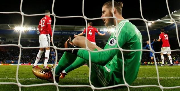 Manchester United Di Tahan Imbang Lecester
