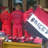 Polisi Amankan 41 Anggota Geng Motor Brigez Di Sukabumi