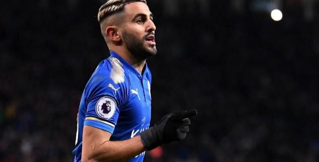 Manchester City Berhenti Kejar Riyad Mahrez