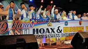 Kepolisian Lamongan Rekrut Aktifis Perangi HOAX