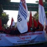 Hari Buruh Berkumpul Di Monas