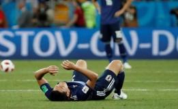 Jepang Gagal Mempertahankan Keunggulan Gol