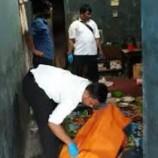 Penemuan Janda Tua Yang Mati Membusuk Di Duga Karena Sakit