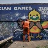 Jakarta-Palembang Senantiasa Percantik Kota Jelang Asian Games 2018